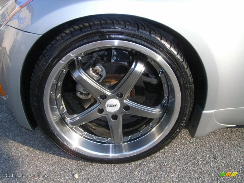 2004 Nissan 350z Coupe Custom Wheels Photo 50197101 Gtcarlot Com