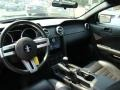 Dark Charcoal 2006 Ford Mustang GT Premium Coupe Interior Color