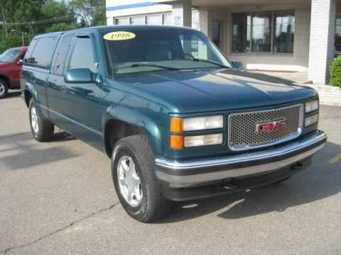 1998 gmc sierra 1500 slt extended cab 4x4 data info and. Black Bedroom Furniture Sets. Home Design Ideas