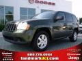 Jeep Green Metallic 2008 Jeep Grand Cherokee Gallery