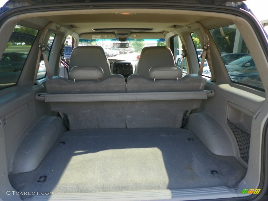 1998 Ford Explorer Sport 4x4 Trunk Photos