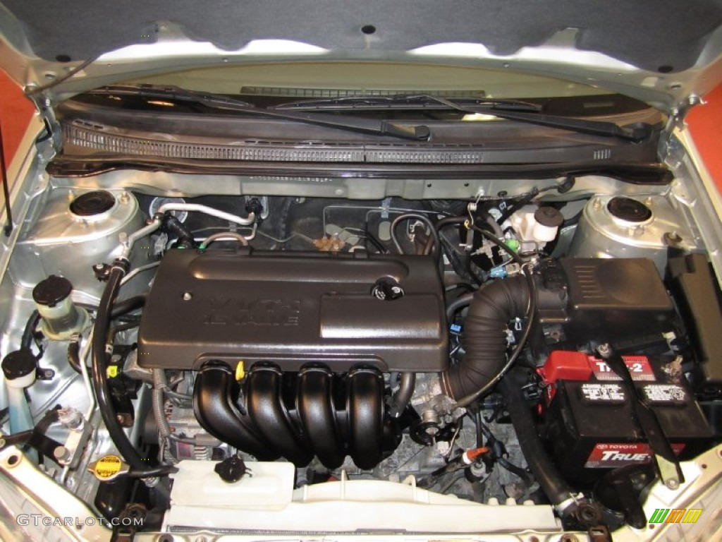 2006 Toyota Corolla Engine Codes