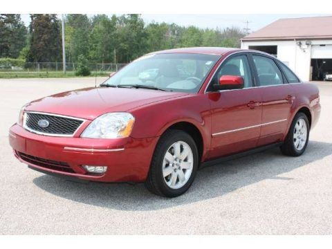 2005 ford five hundred awd transmission