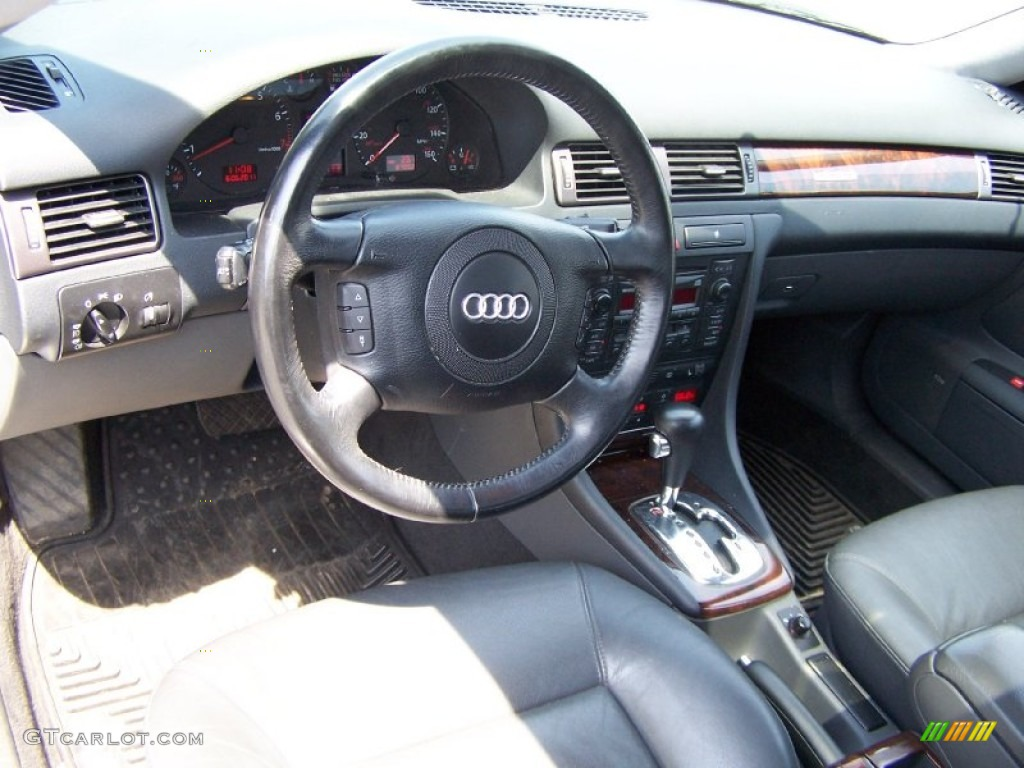 2001 audi a6 2 8 quattro avant onyx dashboard photo. Black Bedroom Furniture Sets. Home Design Ideas