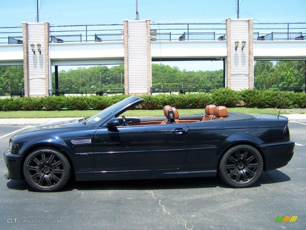 Carbon Black Metallic BMW M Convertible Exterior Photo - Bmw 2004 convertible