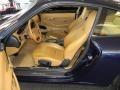 Savanna Beige Interior Photo for 1999 Porsche 911 #50245486