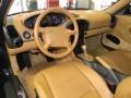 Savanna Beige Interior Photo for 1999 Porsche 911 #50245510