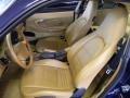 Savanna Beige Interior Photo for 1999 Porsche 911 #50245519