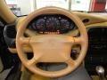 Savanna Beige Steering Wheel Photo for 1999 Porsche 911 #50245564