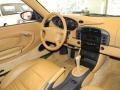 Savanna Beige Interior Photo for 1999 Porsche 911 #50245684