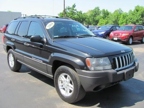 2004 jeep grand cherokee laredo data info and specs. Black Bedroom Furniture Sets. Home Design Ideas