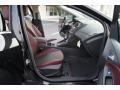 2012 Tuxedo Black Metallic Ford Focus Titanium Sedan  photo #14