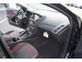 2012 Tuxedo Black Metallic Ford Focus Titanium Sedan  photo #15