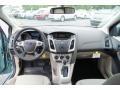 2012 Frosted Glass Metallic Ford Focus SE Sedan  photo #17