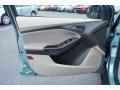 2012 Frosted Glass Metallic Ford Focus SE Sedan  photo #18