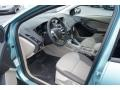 2012 Frosted Glass Metallic Ford Focus SE Sedan  photo #19