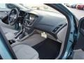 2012 Frosted Glass Metallic Ford Focus SEL 5-Door  photo #15