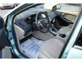 2012 Frosted Glass Metallic Ford Focus SEL 5-Door  photo #24