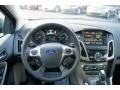 2012 Frosted Glass Metallic Ford Focus SEL 5-Door  photo #29
