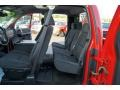 2009 Victory Red Chevrolet Silverado 1500 LT Extended Cab 4x4  photo #9