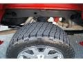 2009 Victory Red Chevrolet Silverado 1500 LT Extended Cab 4x4  photo #19