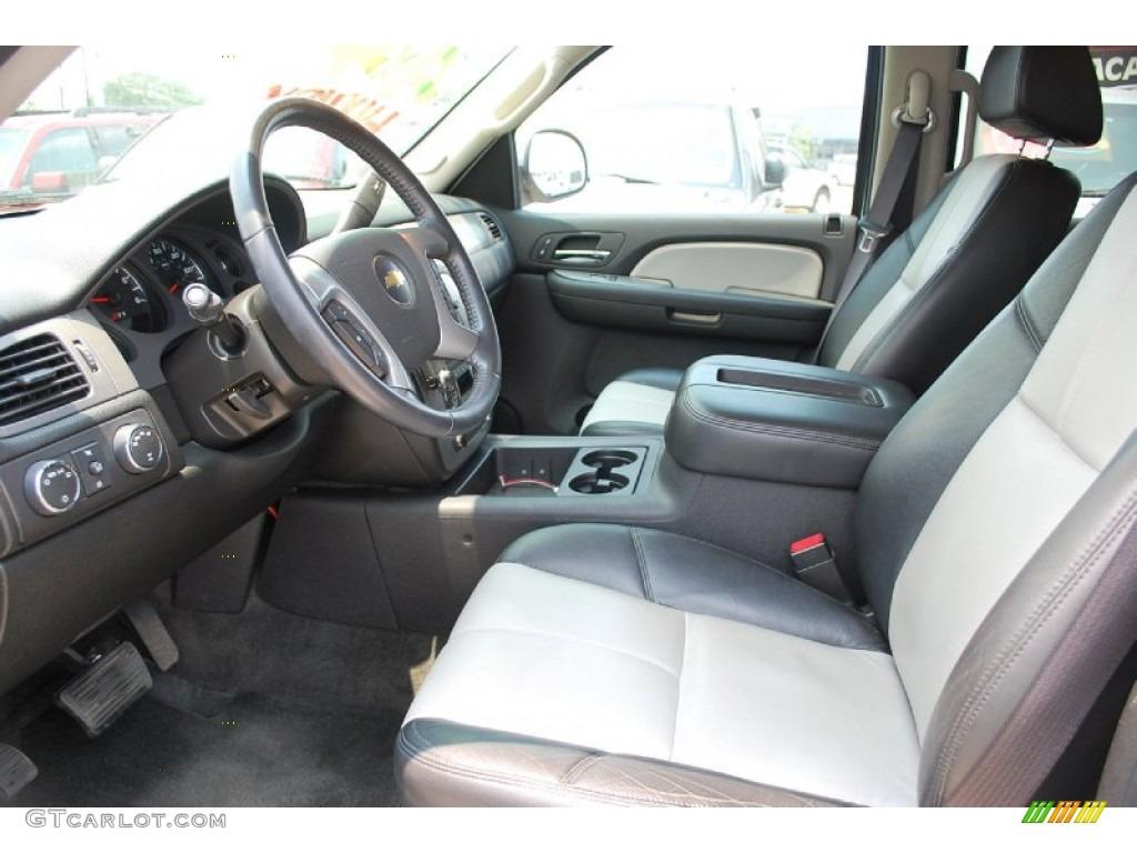 2008 Chevrolet Tahoe Z71 4x4 Interior Photo 50256842