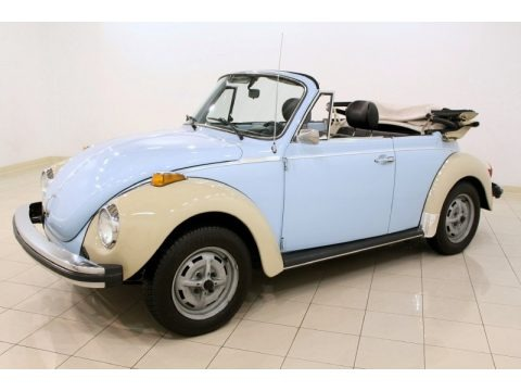 1979 Volkswagen Beetle Convertible Data, Info and Specs