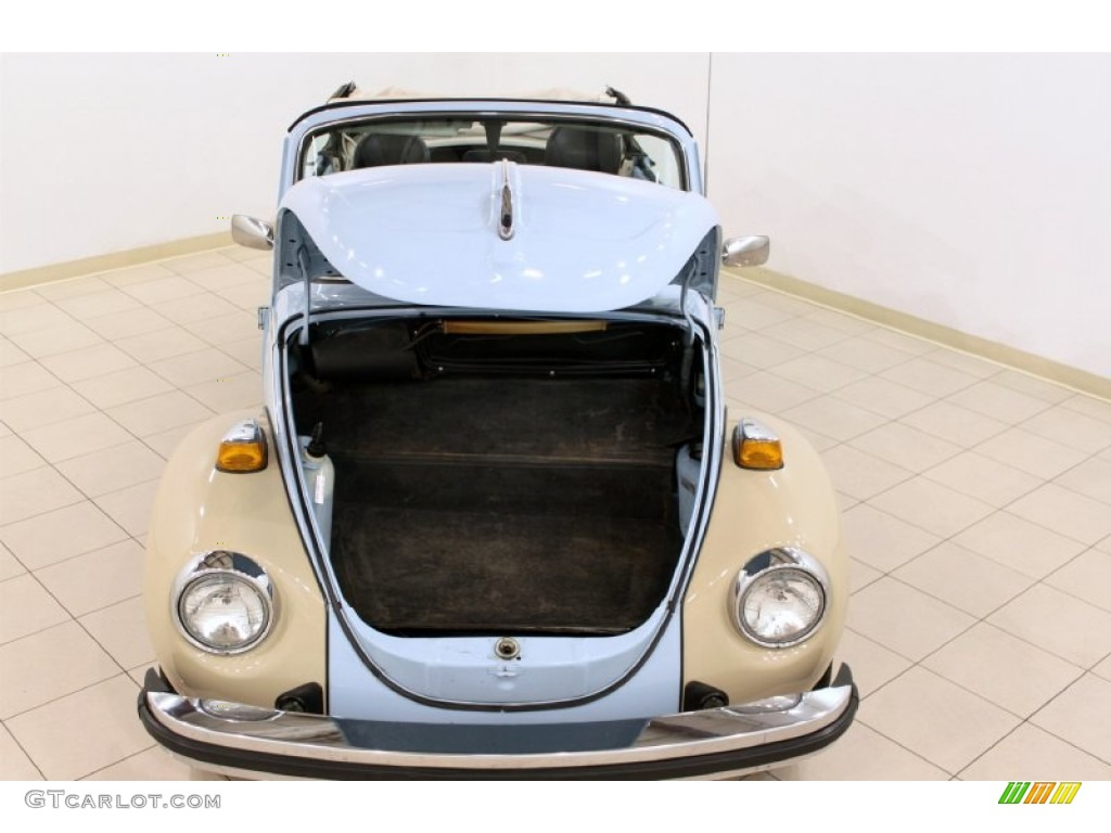 1979 Volkswagen Beetle Convertible Trunk Photo #50260904