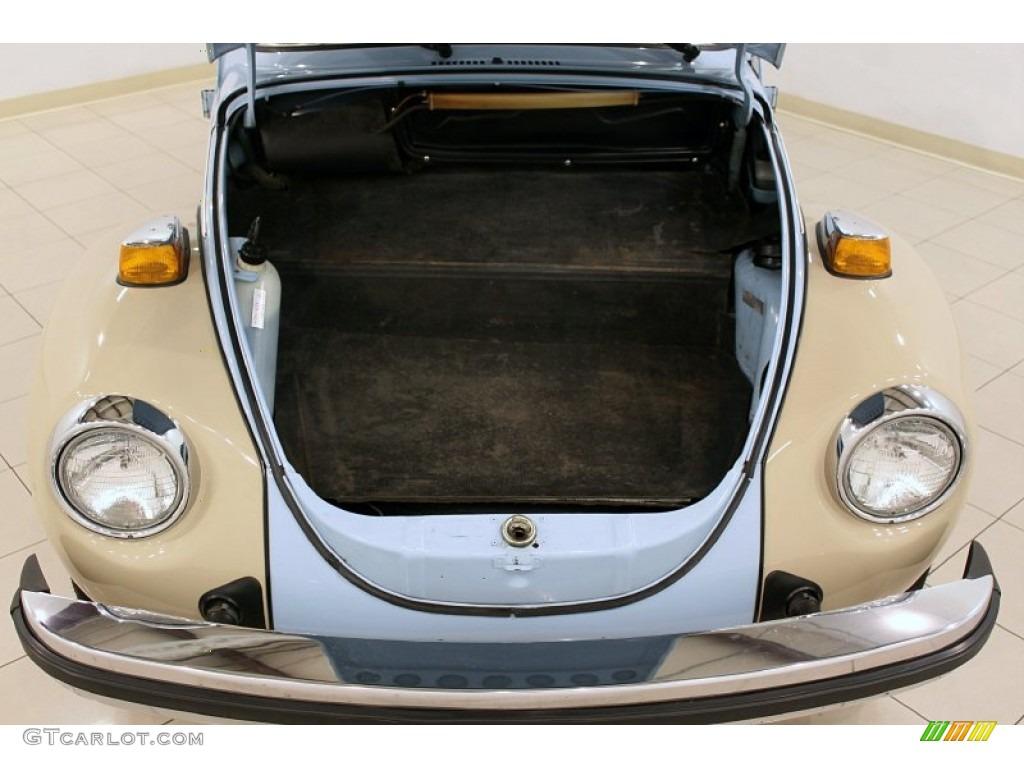 1979 Volkswagen Beetle Convertible Trunk Photos