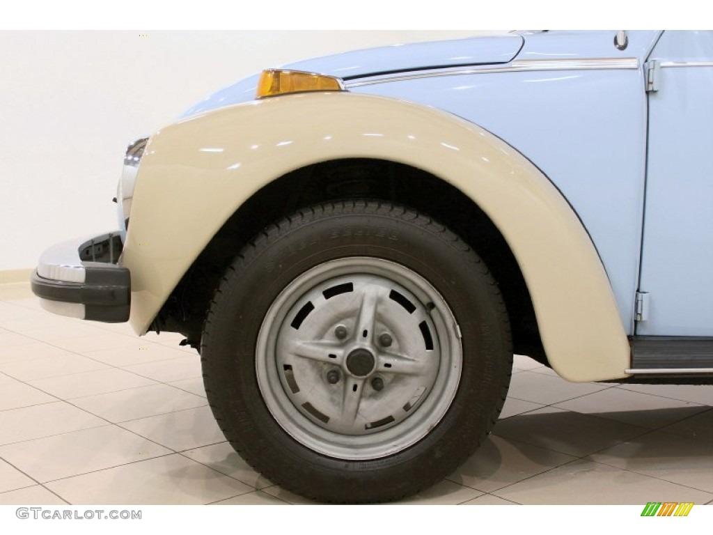1979 Volkswagen Beetle Convertible Wheel Photo #50260940