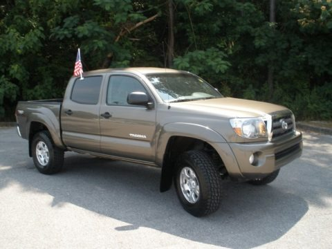 2010 toyota tacoma v6 prerunner trd double cab data info and specs. Black Bedroom Furniture Sets. Home Design Ideas