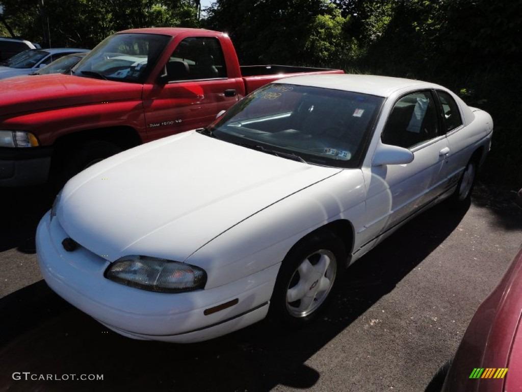 1995 bright white chevrolet monte carlo z34 coupe 50231031 photo 5 gtcarlot com car color galleries gtcarlot com