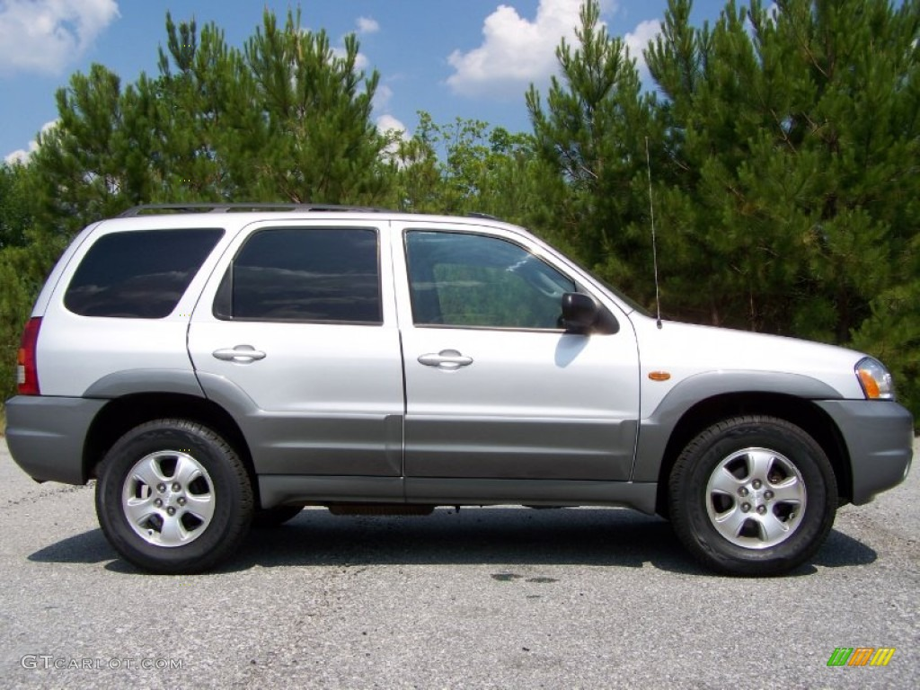 2001 mazda tribute es v6 4wd exterior photos. Black Bedroom Furniture Sets. Home Design Ideas