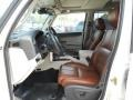  2006 Commander Limited Saddle Brown Interior