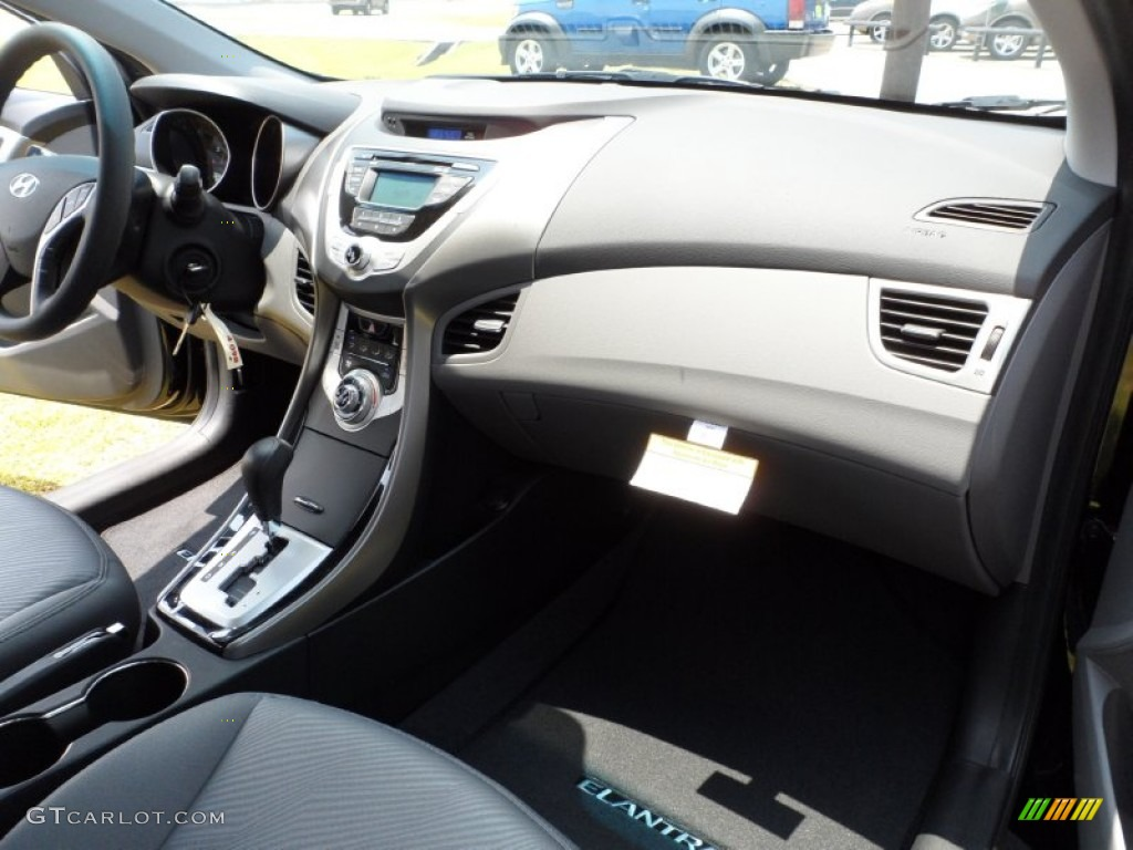 2012 Hyundai Elantra Gls Interior Photo 50267384