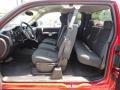 Ebony Interior Photo for 2008 Chevrolet Silverado 1500 #50269953