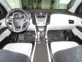 Jet Black/Light Titanium Dashboard Photo for 2010 Chevrolet Equinox #50270838