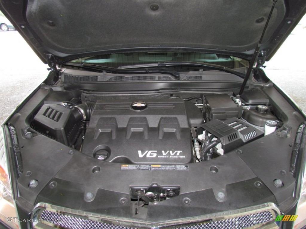 2010 Chevrolet Equinox Lt 3 0 Liter Dohc 24 Valve Vvt V6