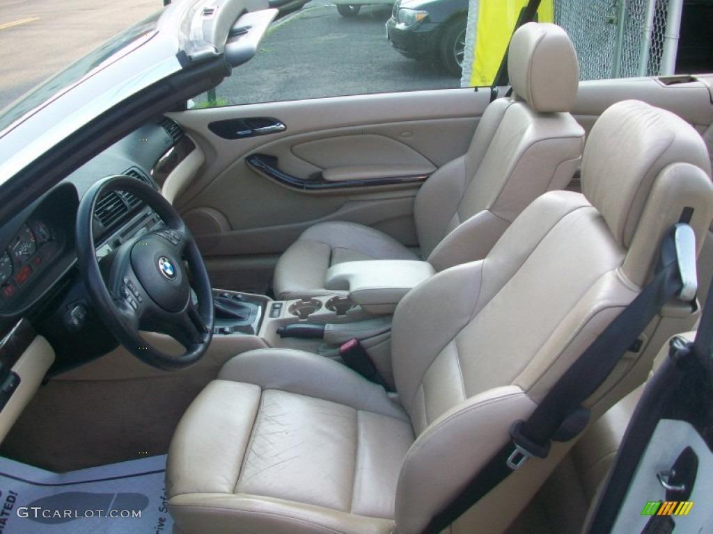 2000 BMW 3 Series 323i Convertible interior Photo 50275647