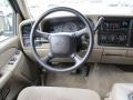 2002 Light Pewter Metallic Chevrolet Silverado 1500 LS Extended Cab 4x4  photo #4