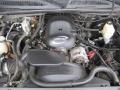 2002 Light Pewter Metallic Chevrolet Silverado 1500 LS Extended Cab 4x4  photo #28