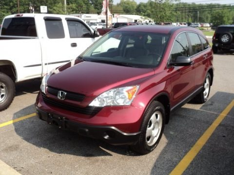 2009 Honda CR-V LX 4WD Data, Info and Specs