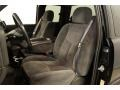 2007 Silverado 1500 Classic LS Extended Cab 4x4 Dark Charcoal Interior
