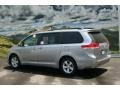 2011 Silver Sky Metallic Toyota Sienna LE  photo #3