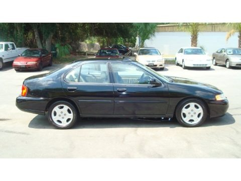 2001 nissan altima gle data info and specs. Black Bedroom Furniture Sets. Home Design Ideas
