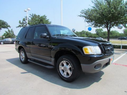 2003 Ford Explorer Sport XLT Data, Info and Specs