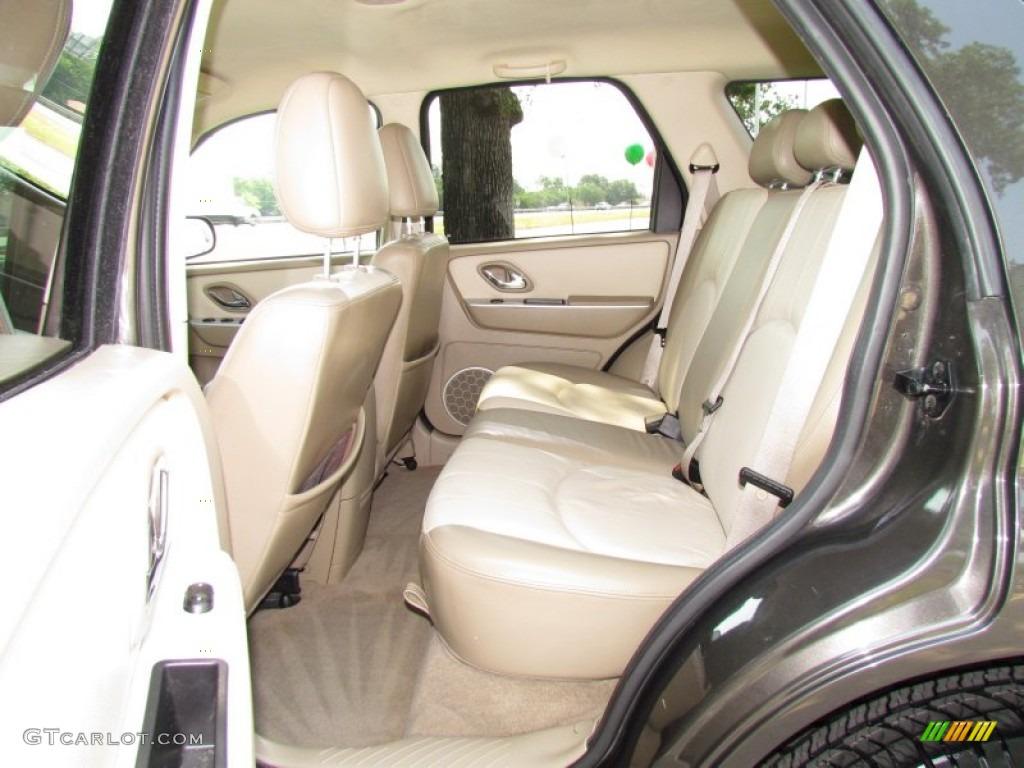 2006 Mercury Mariner Luxury Interior Photo 50291382
