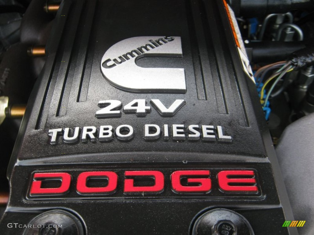 2007 Dodge Ram 3500 Lone Star Quad Cab Dually Engine Photos