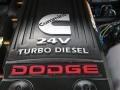 5.9 Liter OHV 24-Valve Turbo Diesel Inline 6 Cylinder 2007 Dodge Ram 3500 Lone Star Quad Cab Dually Engine