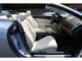 2008 Jaguar XK Ivory/Slate Interior Interior Photo